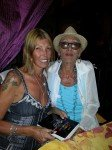 Avec Virginie de Fayence