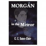 Morgan in the mirror (Roman ?) - C. C. Saint-Clair